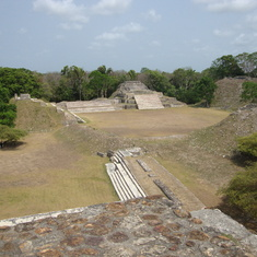 Alten Ha Ruins at Belize