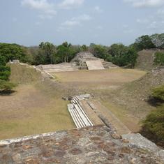 Alten Ha Ruins at Belize
