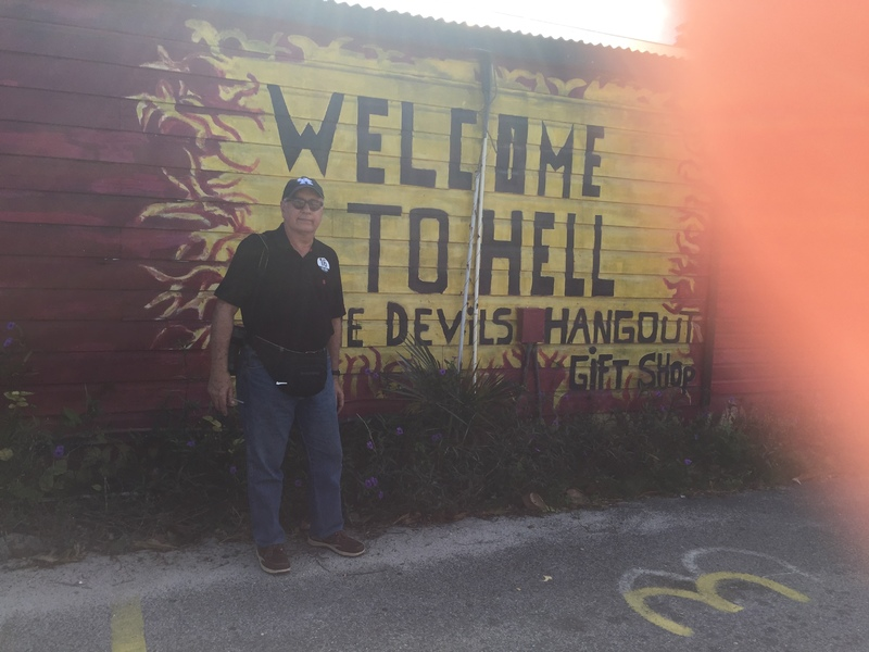 HEll Town - MSC Divina