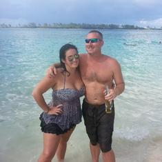 Nassau, Bahamas - public beach