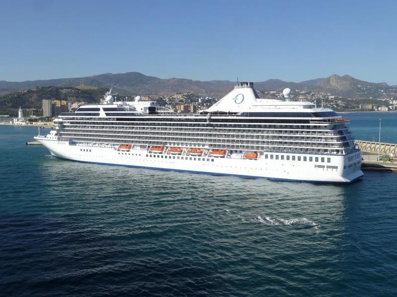 Photo Of Riviera Cruise On Jul 10 2016 Oceania Riviera
