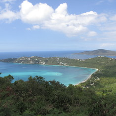 Charlotte Amalie, St. Thomas - Magens Bay