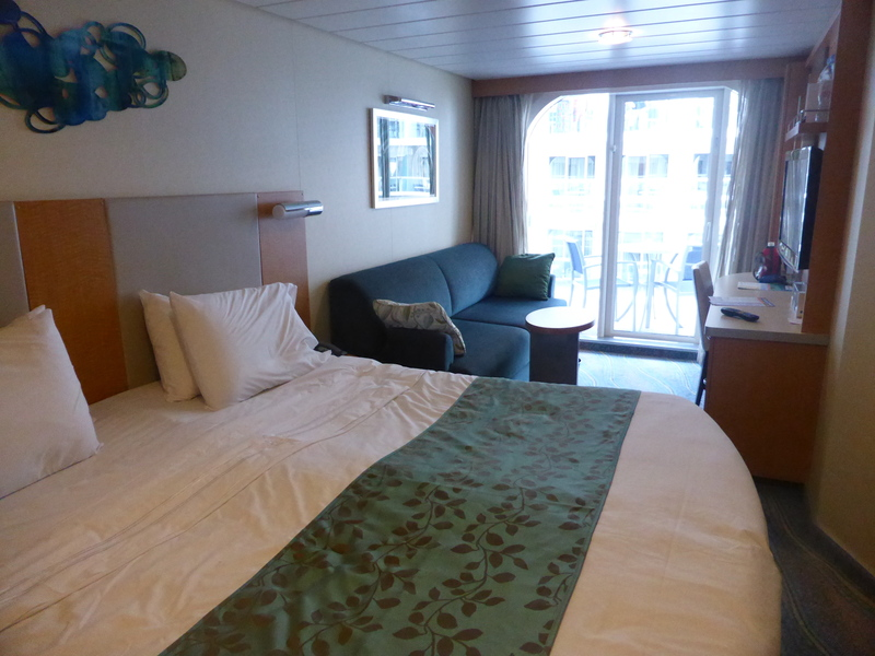 Boardwalk Balcony Stateroom 10319 - Allure of the Seas