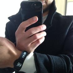 Quantum of the Seas bracelet