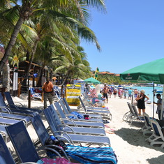West End Beach, Roatan