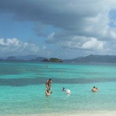 Charlotte Amalie, St. Thomas - Sapphire Beach, St Thomas