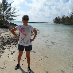 Freeport, Grand Bahama Island - My Queen!