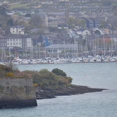 Cobh (Cork), Ireland - Kinsale Harbor
