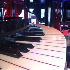 New York, New York - Piano Bar