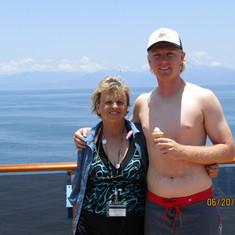 At Sea with Grandma