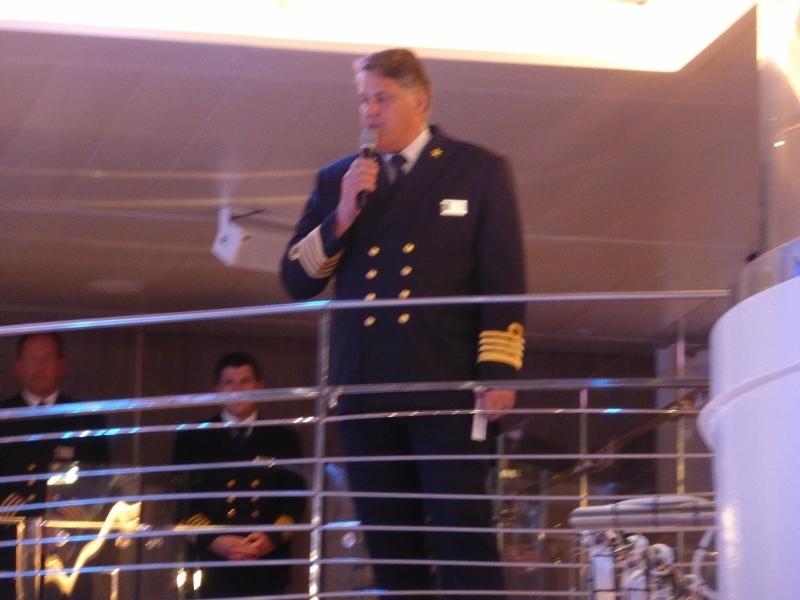 Captain Darin - Koningsdam