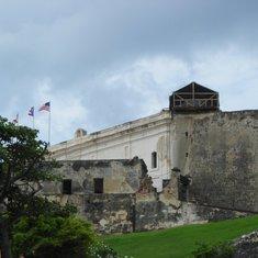 San Juan, Puerto Rico - San Juan Fort