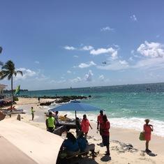 Freeport beach