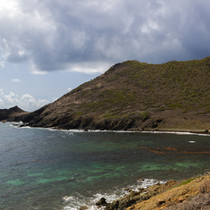 Coastal Hiking in St.Maarten