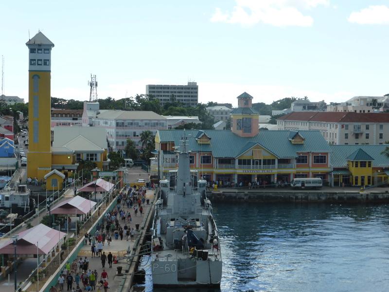 Port of Nassau - Carnival Dream