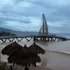 Puerto Vallarta, Mexico - New Pier