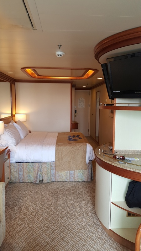 Coral Princess cabin C705 - C705