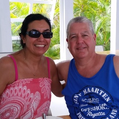 Basseterre, St. Kitts - Lunch at the Montpelier Plantation