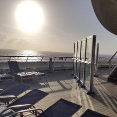 10th floor deck