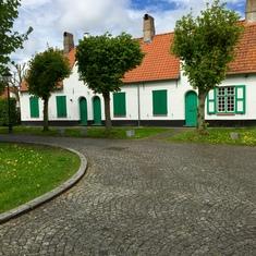 Zeebrugge (Bruges), Belgium - Village of Brugges