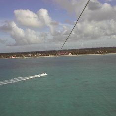 Nassau, Bahamas - View From 100m Above the Water #4