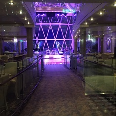 Dazzles on Allure of the Seas