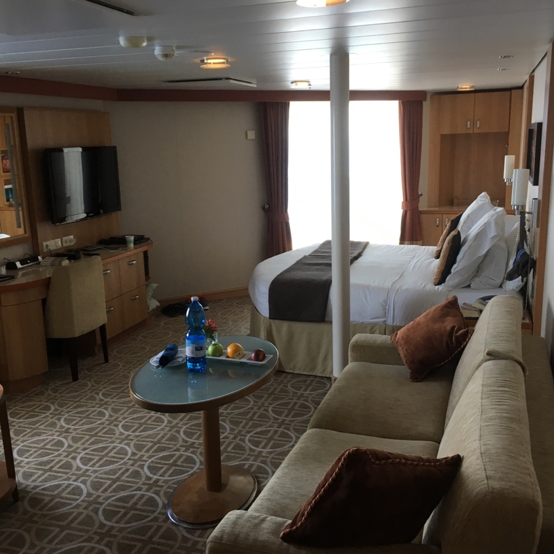 Celebrity Reflection Cabin 2217 - Reviews, Pictures ...