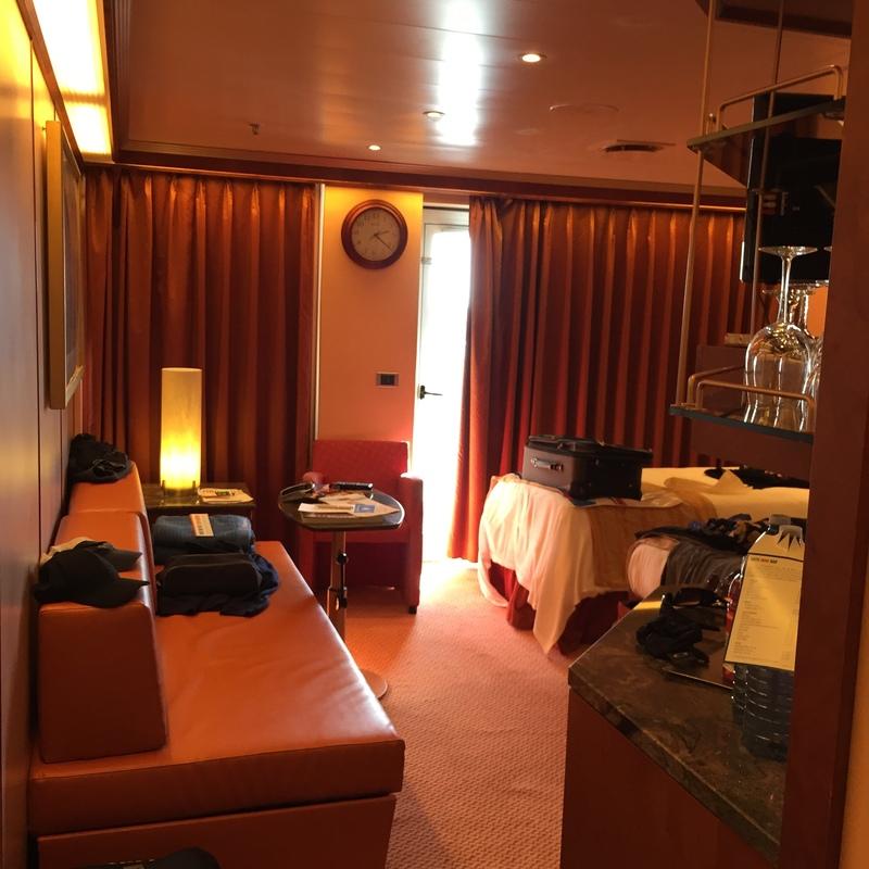 Carnival Triumph cabin 7263