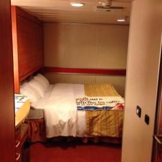 Carnival Ecstasy Interior Rooms Inside Cabin M2...
