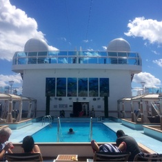 The Sanctuary on Ruby Princess