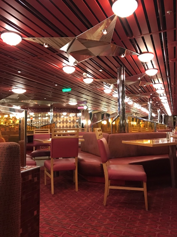 Carnival Dream, Dining, The Gathering Lido Restaurant