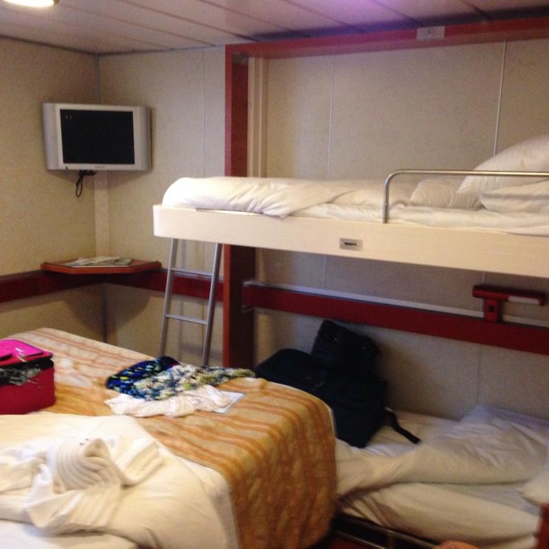 Carnival Triumph Best Rooms