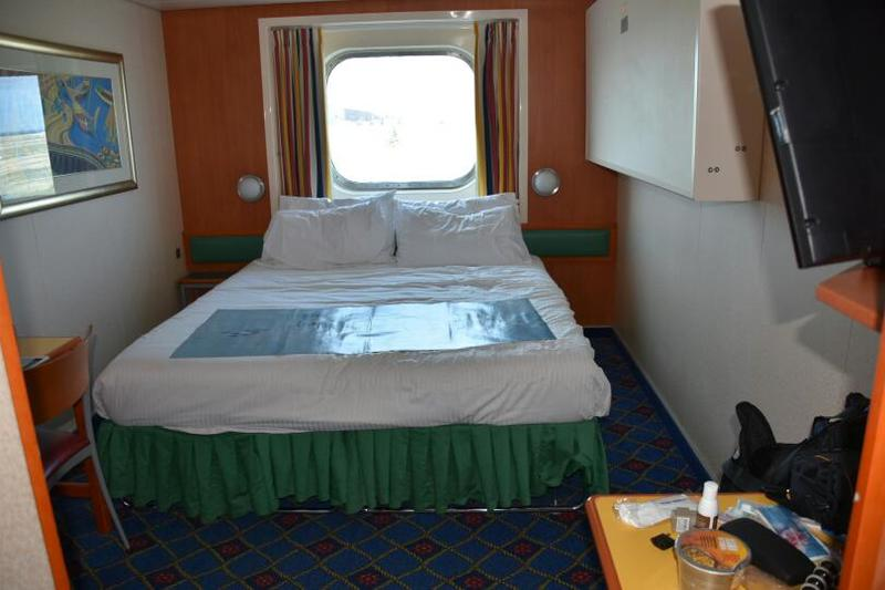 Family Oceanview Picture Window Stateroom on Norwegian Star