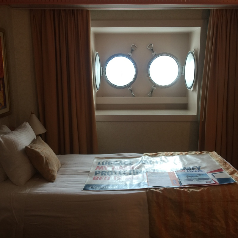 Carnival Freedom cabin 2212