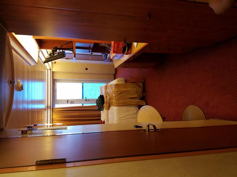 Carnival Miracle cabin 6134