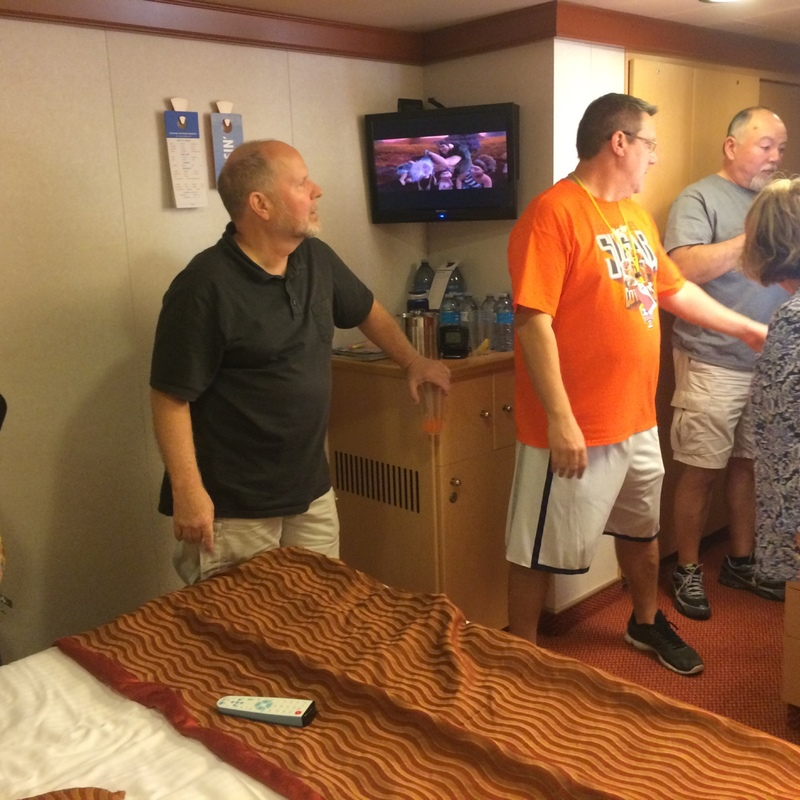 Carnival Dream cabin 1434