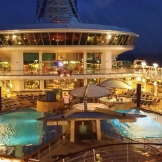 Swimming Pools on Explorer of the Seas