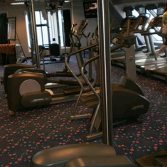 Gymnasium on Carnival Ecstasy