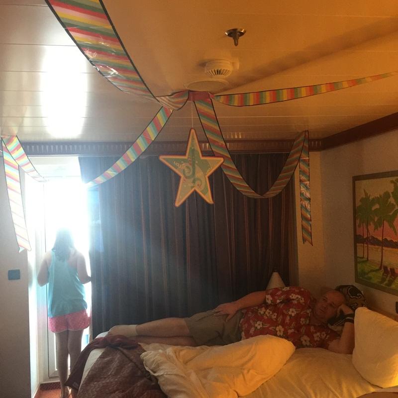 Carnival Dream cabin 9346