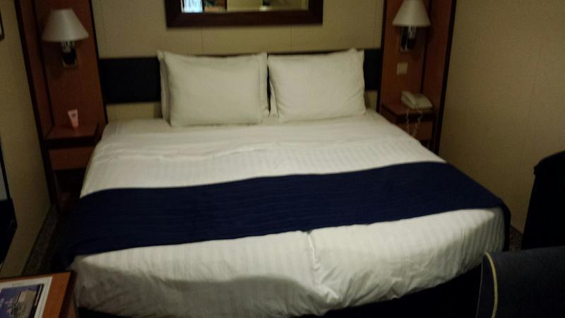 Brilliance of the Seas cabin 8015