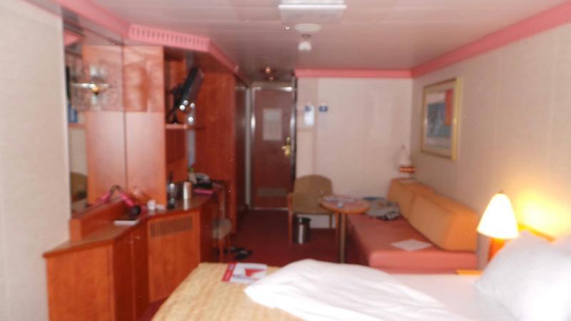 Carnival Glory cabin 1392