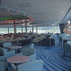 Lounge on Celebrity Summit