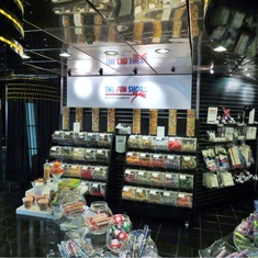 The Fun Shops on Carnival Fascination