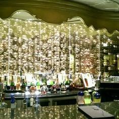 Ooh La La Lounge on Disney Fantasy