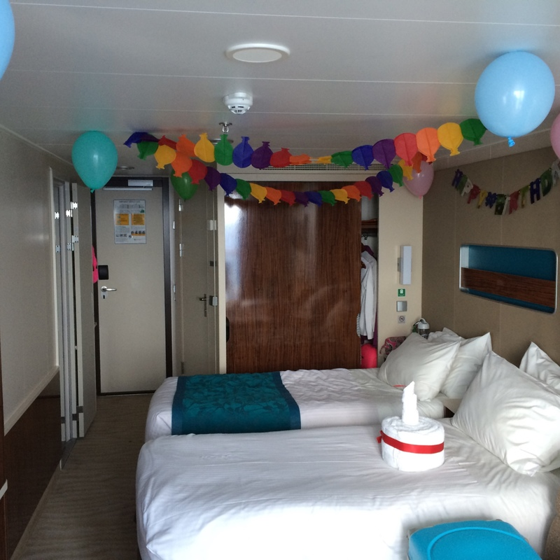 Balcony Stateroom, Cabin Category BC, Norwegian Breakaway