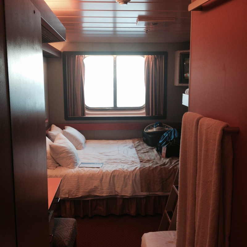Carnival Elation cabin U159
