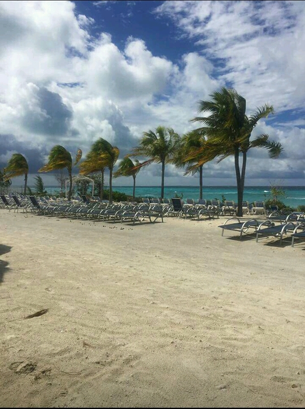 Grand Turk Island - Turks and Caicos beach