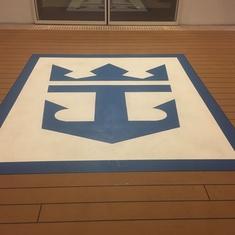 Loyalty Desk on Anthem of the Seas