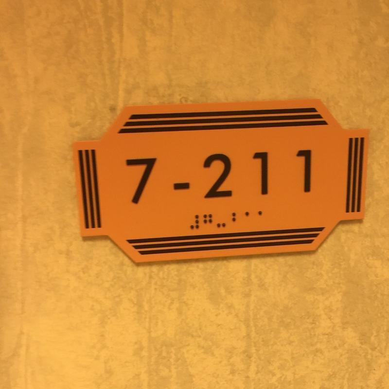 Carnival Liberty cabin 7211