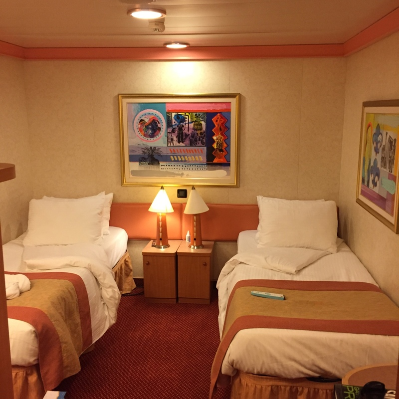 Inside Cabin 8402 On Carnival Liberty Category 4g